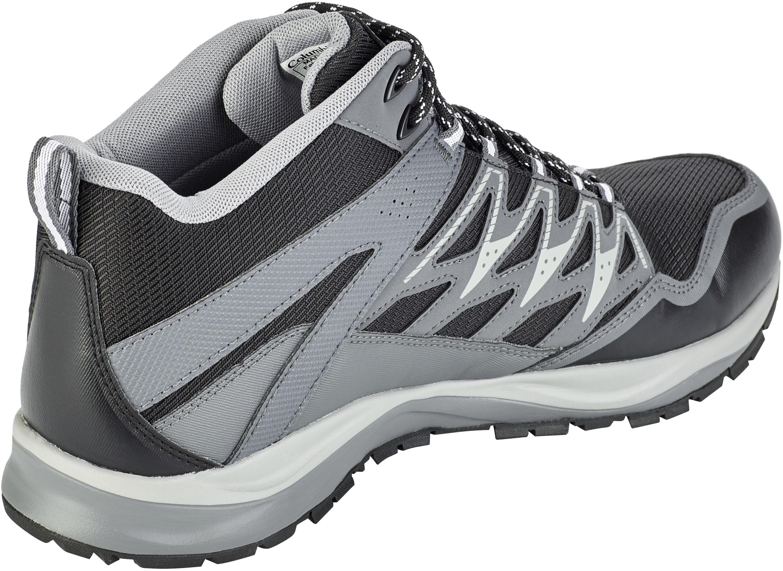 5132ce57d0a Columbia Wayfinder Mid Outdry Shoes Men